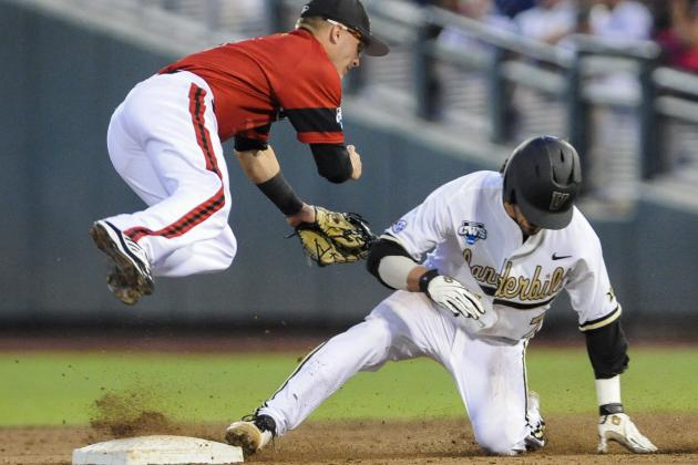 College World Series 2014: Updated Schedule and Predictions for Monday's Games
