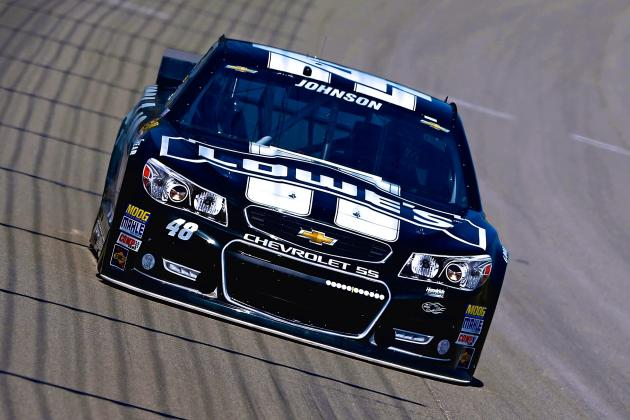 NASCAR at Michigan 2014: Live Results and Analysis from Quicken Loans 400