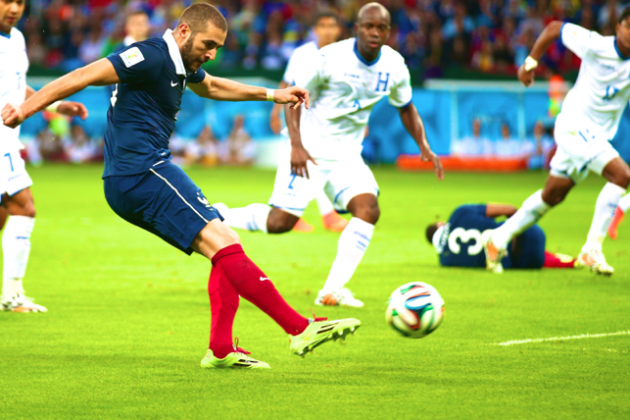 France vs. Honduras: Live Score, Highlights for World Cup 2014 Group E Game