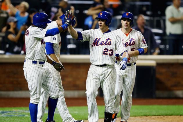 Granderson, Bullpen Help Mets Beat Padres 3-1