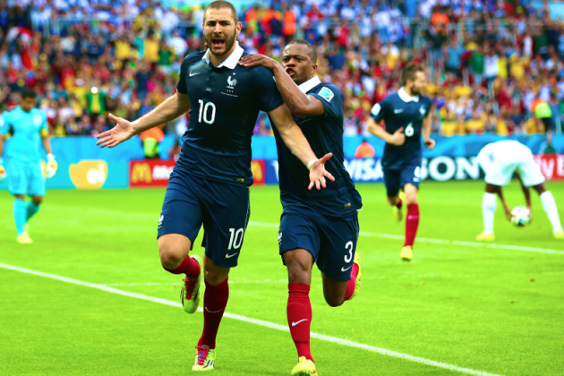 France vs. Honduras: World Cup Group E Score, Grades and Post-Match Reaction