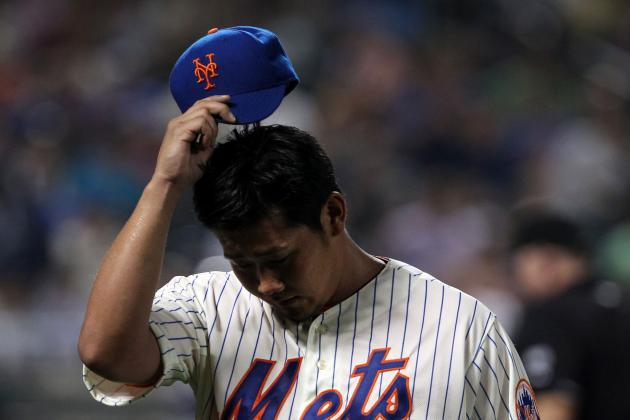 Mets Starter Matsuzaka out After 1st Inning
