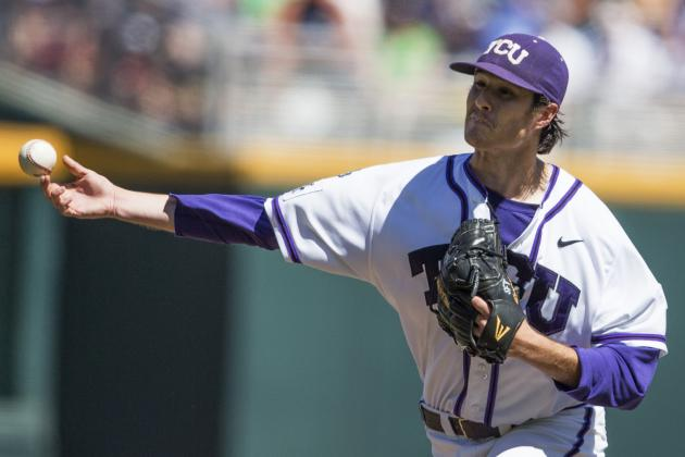 College Baseball World Series 2014: Day 2 Scores, Results, Highlights and Recap