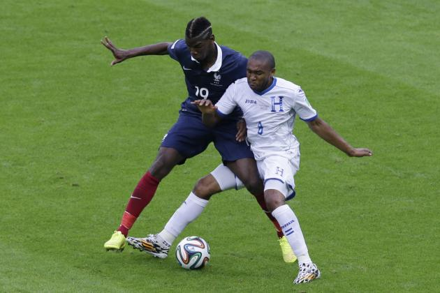 Paul Pogba's X-Factor Makes Him Vital to France's Success at the World Cup