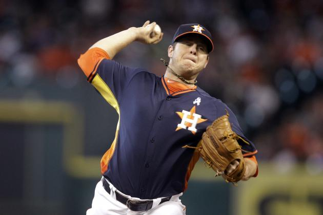 Astros' Bullpen Falters Late as Rays Rally for Series Win