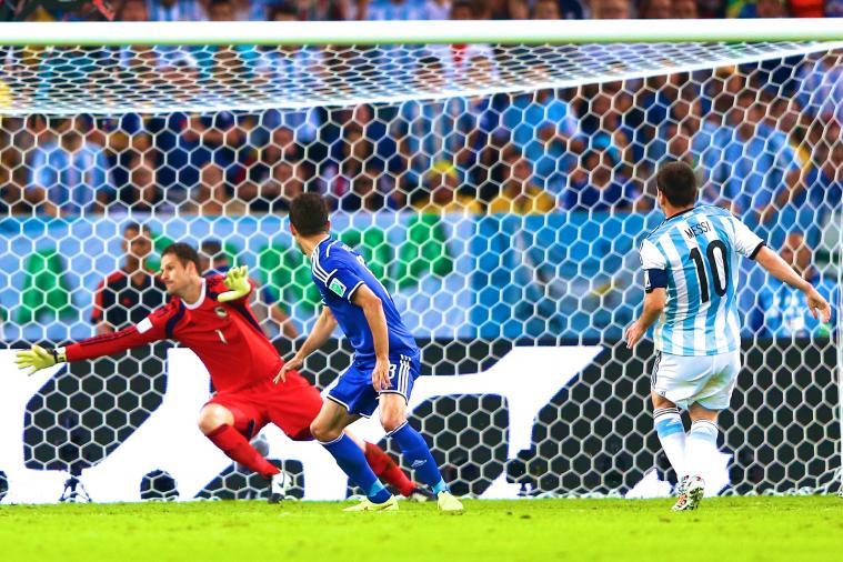 Argentina vs. Bosnia-Herzegovina: Goals, Highlights for World Cup Group F Game