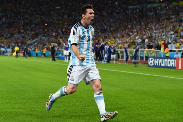 Argentina Vs. Bosnia-Herzegovina: World Cup Score, Grades