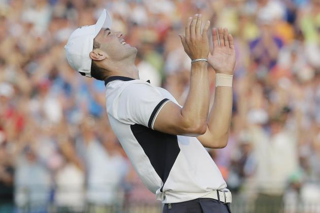 US Open Golf 2014 Leaderboard: Winner, Final Results and Recap