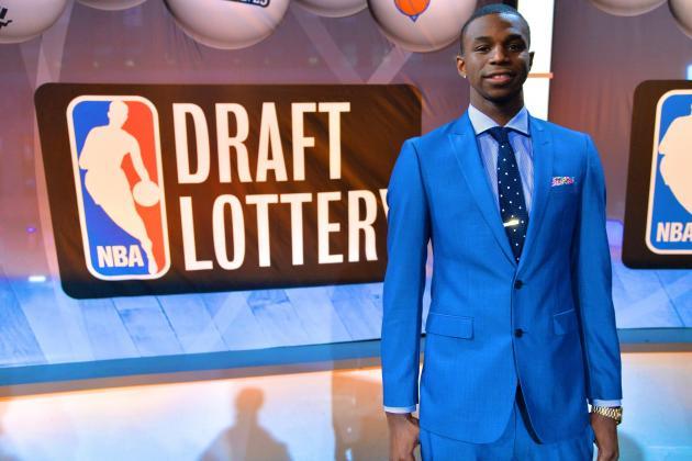 Top 3 Picks in 2014 NBA Draft No Longer a Lock