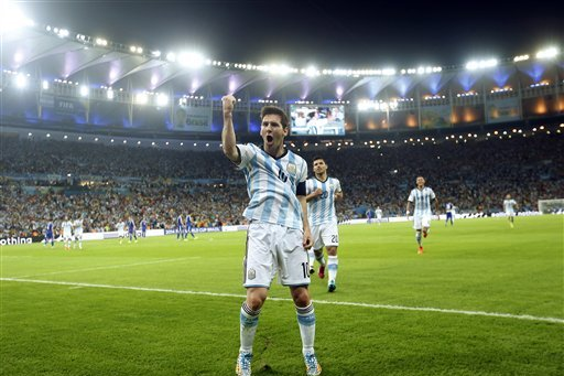 Argentina's Lionel Messi Breaks World Cup Drought in Spectacular Fashion