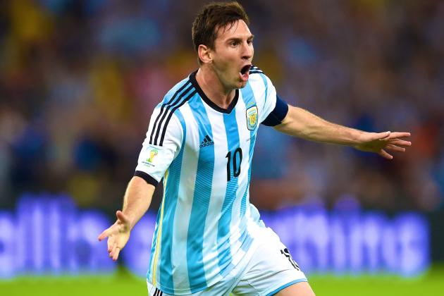 Lionel Messi Scores but Argentina Show Flaws in Maracana Dress Rehearsal