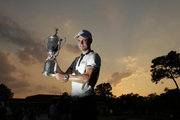 Martin Kaymer Completes US Open for the Ages with Dominant 2014 Victory