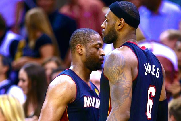 What Does Miami Heat's 2014 NBA Finals Loss Mean for Future of Big 3?
