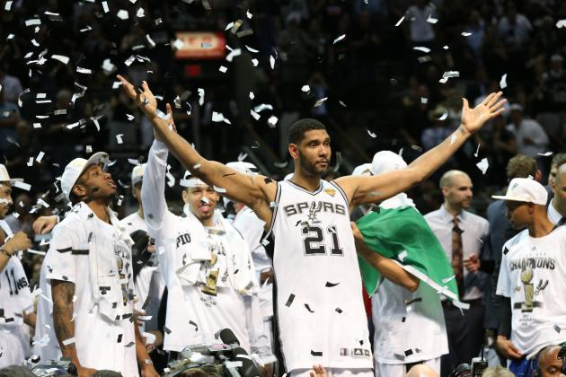 Heat vs. Spurs: Analyzing Most Telling Statistics from 2014 NBA Finals Game 5