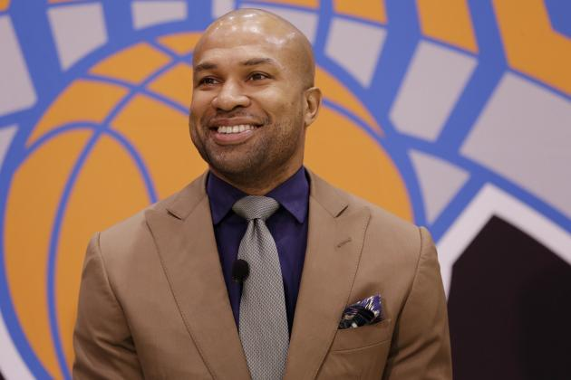 New York Knicks Players Likeliest to Thrive Under New Coach Derek Fisher