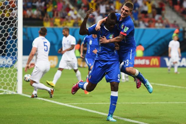 Why Italy Are Dark Horses to Win the World Cup