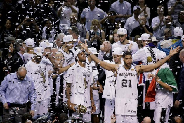 Game 5 NBA Finals 2014: Heat vs. Spurs Series Proves San Antonio Among Best Ever