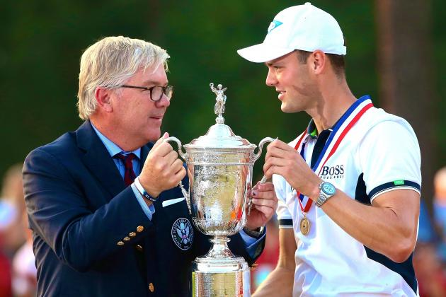 Martin Kaymer Elevates to Golf's Elite with 2014 US Open Victory