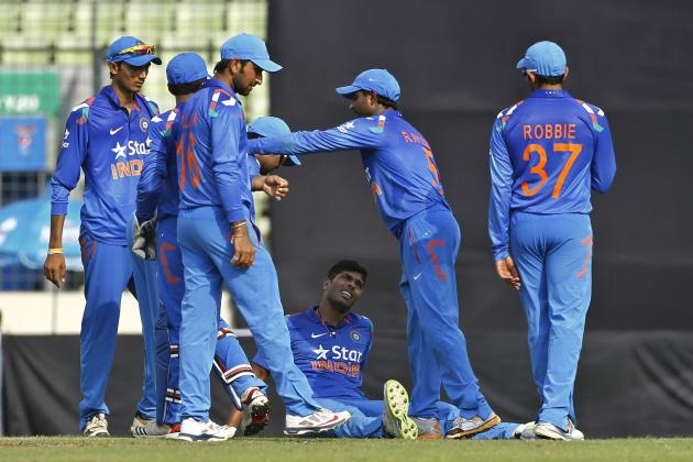 Bangladesh vs India, 1st ODI: Indian Fast Bowlers' Physical Collapse Worrying