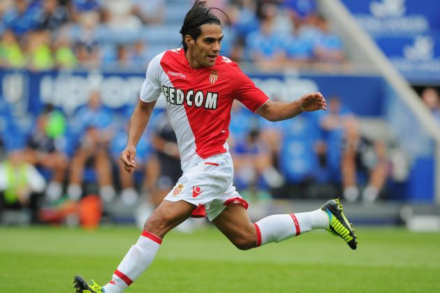 Radamel Falcao Transfer Report Sparks Chelsea, Arsenal and Real Madrid Interest