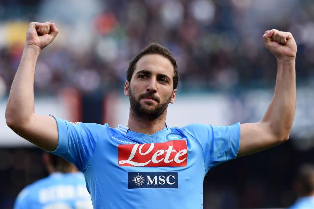 Barcelona Transfer News: Gonzalo Higuain Mega Deal Reports Prompt Napoli Reply