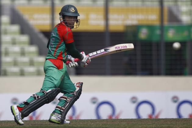 Bangladesh vs. India, 2nd ODI: Date, Time, Live Stream, TV Info and Preview