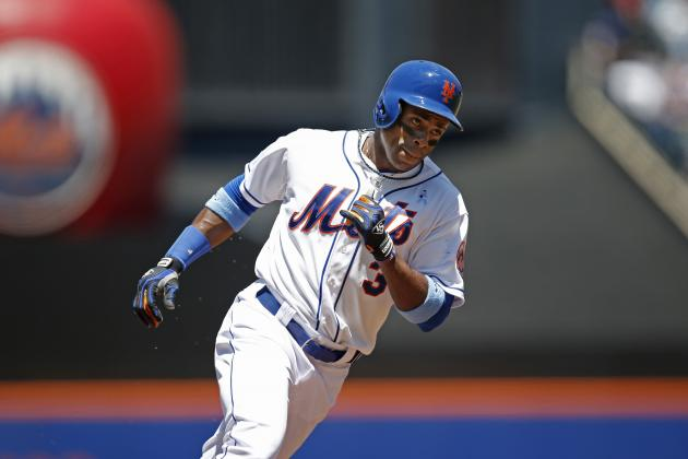 Watch: Grandy Man Hits 1st Leadoff HR as a Met
