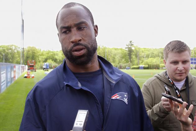 Brandon Browner Has Size, Power to Help Patriots Turn the Corner
