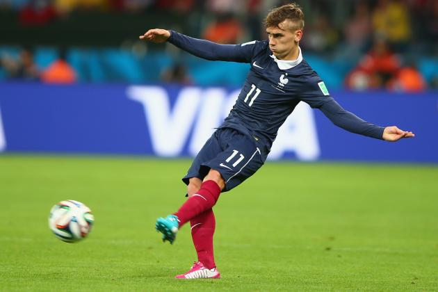 Liverpool Must Abandon Lallana Pursuit in Favour of Real Sociedad's Griezmann