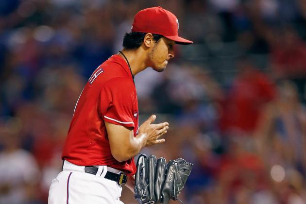 Yu Darvish Ready for Another Start Against His Biggest Nemesis