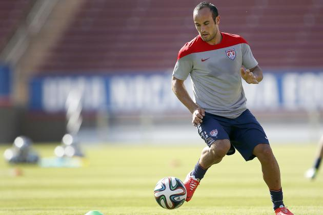 Landon Donovan's Absence Will Prevent USA from Escaping Group G in World Cup