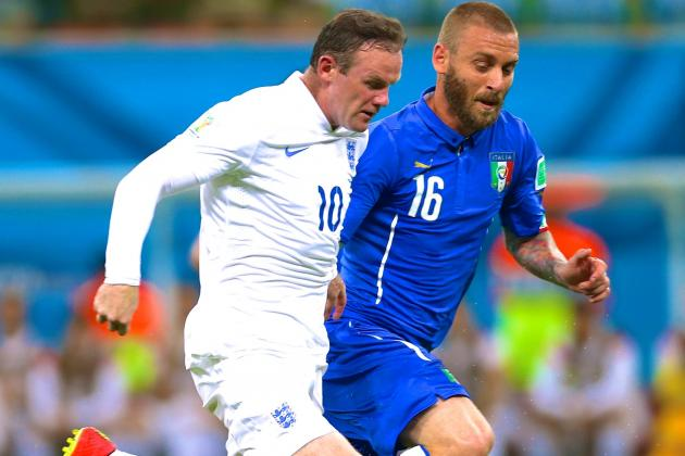 Collymore's World Cup Corner: On Wayne Rooney, Formidable France and Argentina