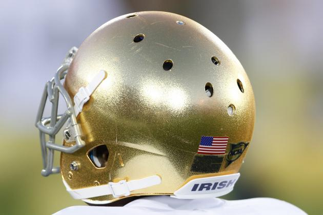 Notre Dame Football Reserve Will Mahone Arrested