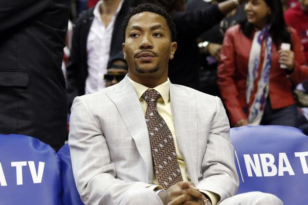 Report: Derrick Rose Only Untouchable in Trade Talks on Chicago Bulls Roster