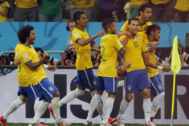 Brazil vs. Mexico: Date, Time, Live Stream, TV Info and 2014 World Cup Preview