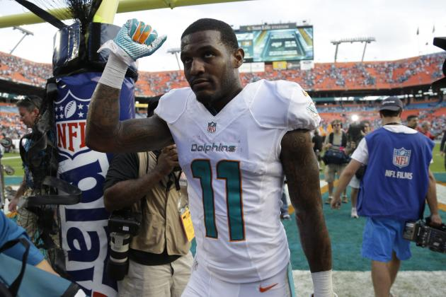 Can Mike Wallace Bounce Back in 2014 with Dolphins' New-Look Offense?