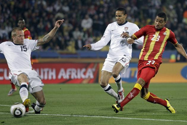 USA vs. Ghana Betting Odds Preview, Prediction