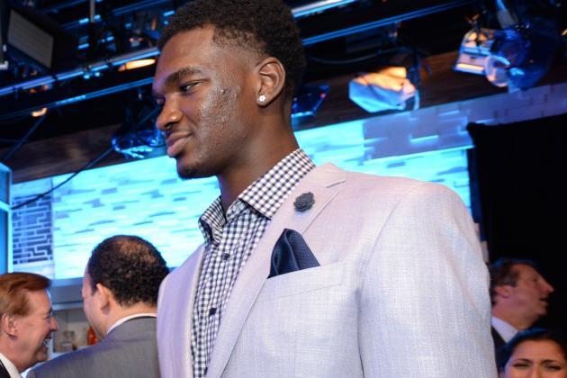 Why Noah Vonleh Could Sneak into Top 3 Picks of 2014 NBA Draft