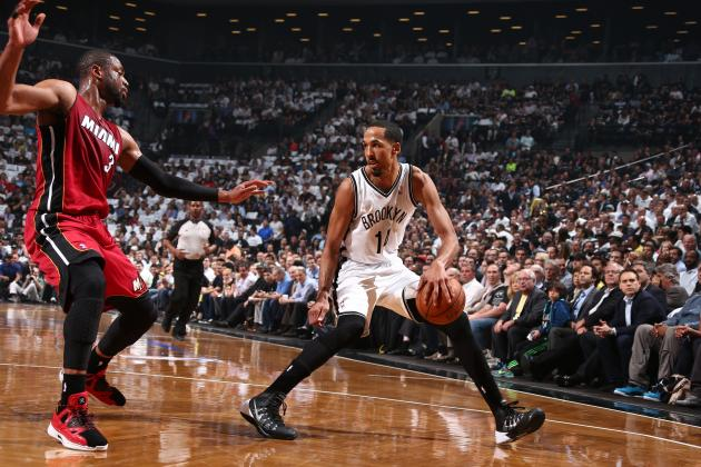 Why Shaun Livingston and Brooklyn Nets Must Stay Together This Offseason