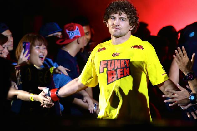 Ben Askren: 'If Nick Diaz Can Stay off the Pipe, Maybe I'll Fight Him'
