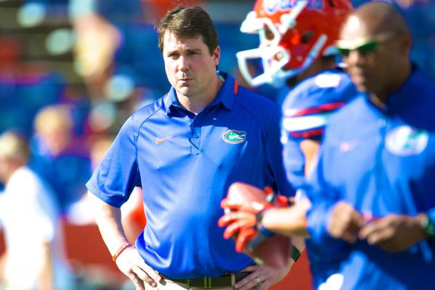 What Will Muschamp Really Needs to Do to Keep His Job