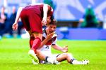 Portugal's Pepe Sent Off for Headbutt