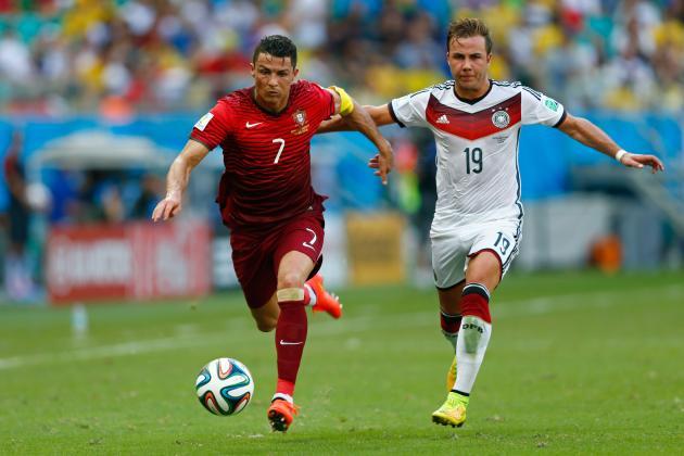 Germany vs. Portugal: Film Focus on How Lahm, Ozil & Gotze Avoided Pressing