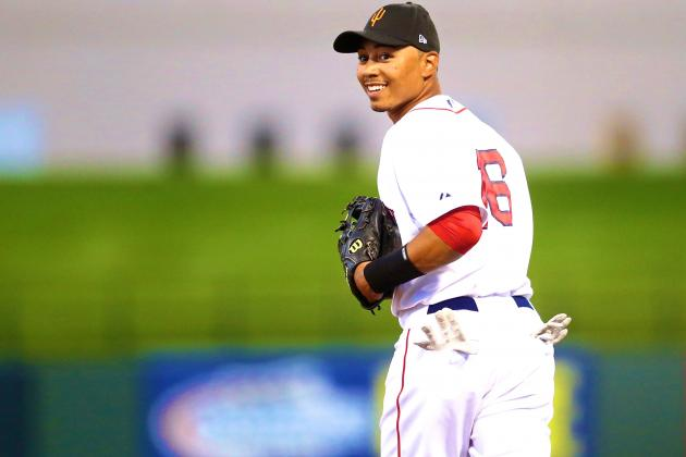 Time Is Not Now for Red Sox to Call Up Red-Hot Prospect Mookie Betts