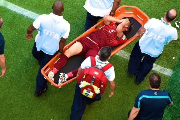 Fabio Coentrao Injury: Updates on Real Madrid Star's Leg and Return
