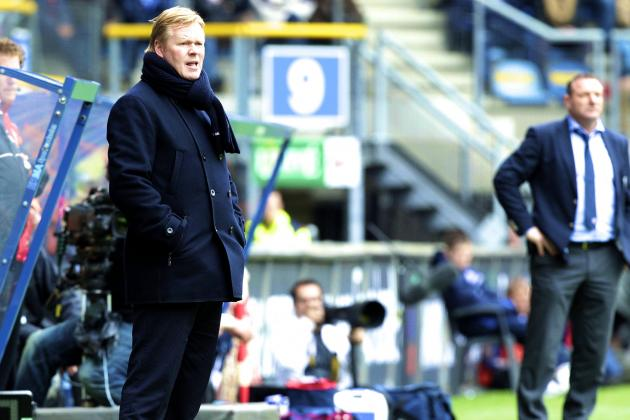 Ronald Koeman Named New Southampton Manager: Latest Details, Comment and More