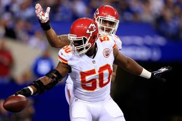 Reid Doesn't Know If Justin Houston Will Show Up, Says OTAs Are Important