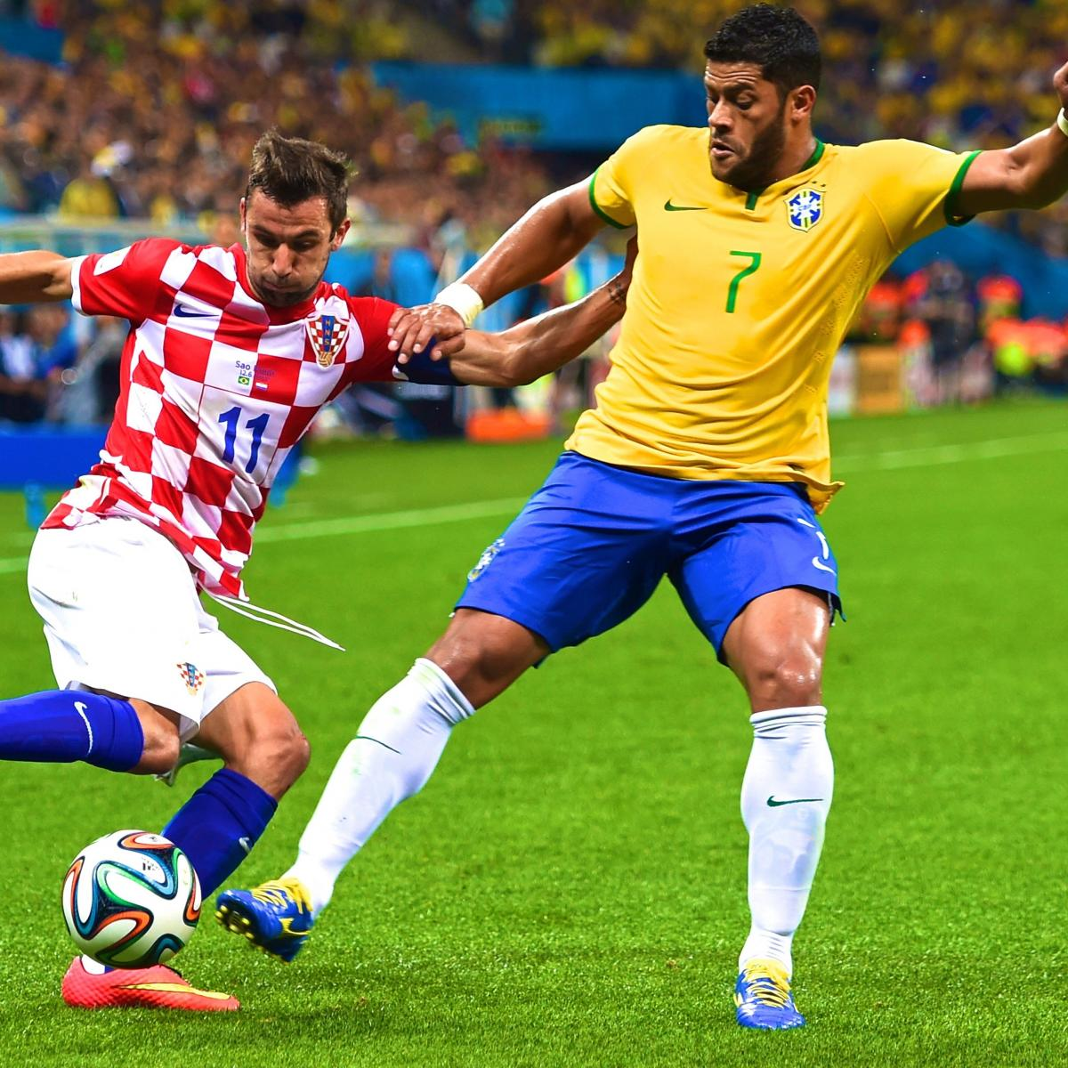 Hulk Brazil Football: Brazil Will Improve Even Without Injured Hulk In World Cup
