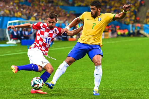 Brazil Will Improve Even Without Injured Hulk in World Cup Game vs. Mexico