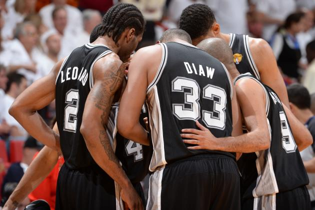 San Antonio Spurs Squash Myth Depth Doesn't Matter with Dominant Finals Run